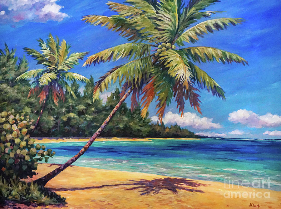 Tranquil Cove Painting
