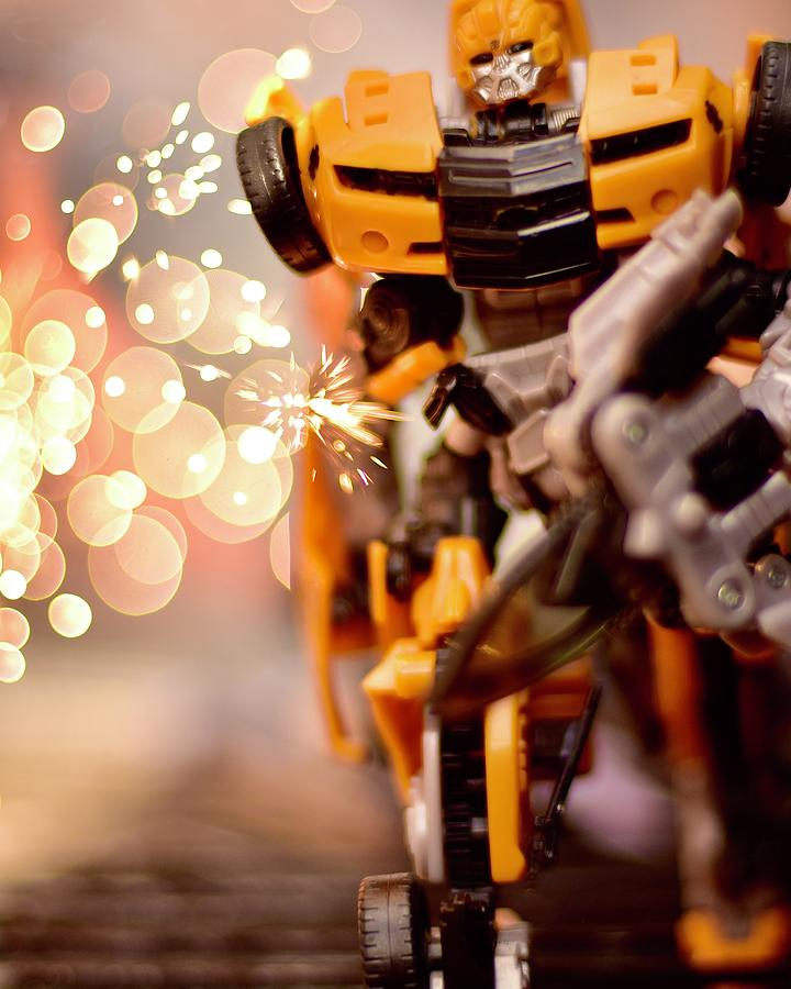 Transformers Bumblebee Photograph