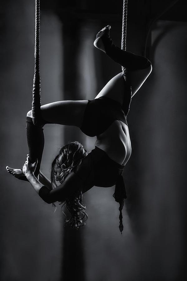 Trapeze Pinwheel by Monte Arnold