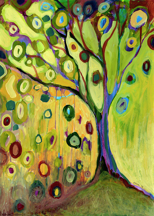 Tree Of Hope Painting