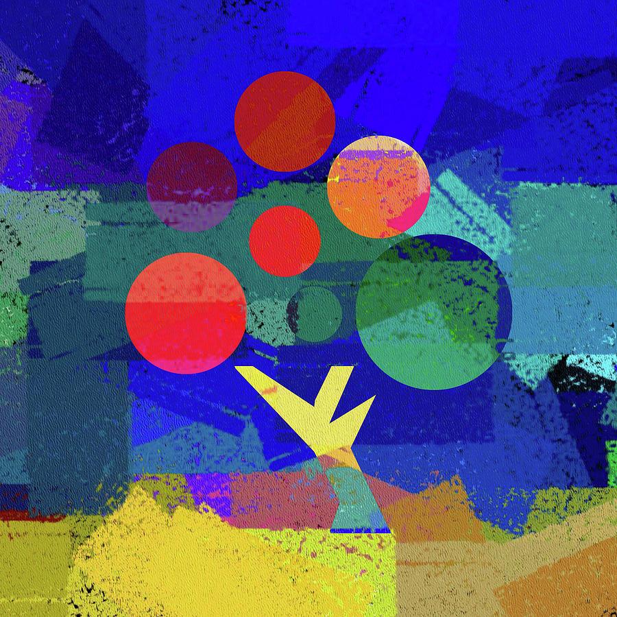 Jubilant Digital Art