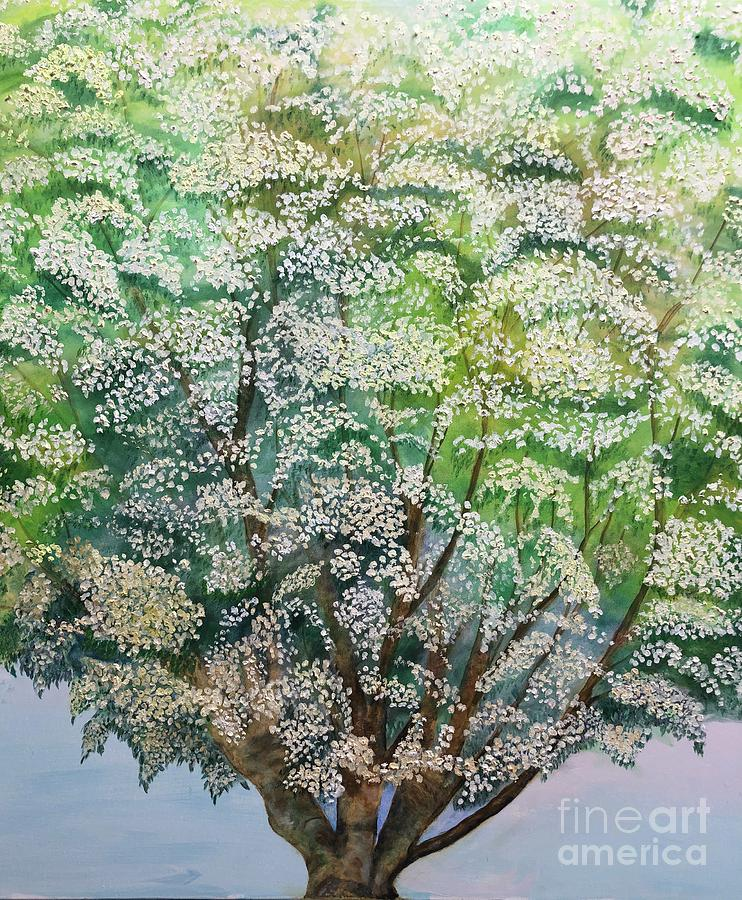Trees of Winton, Spring by MKC