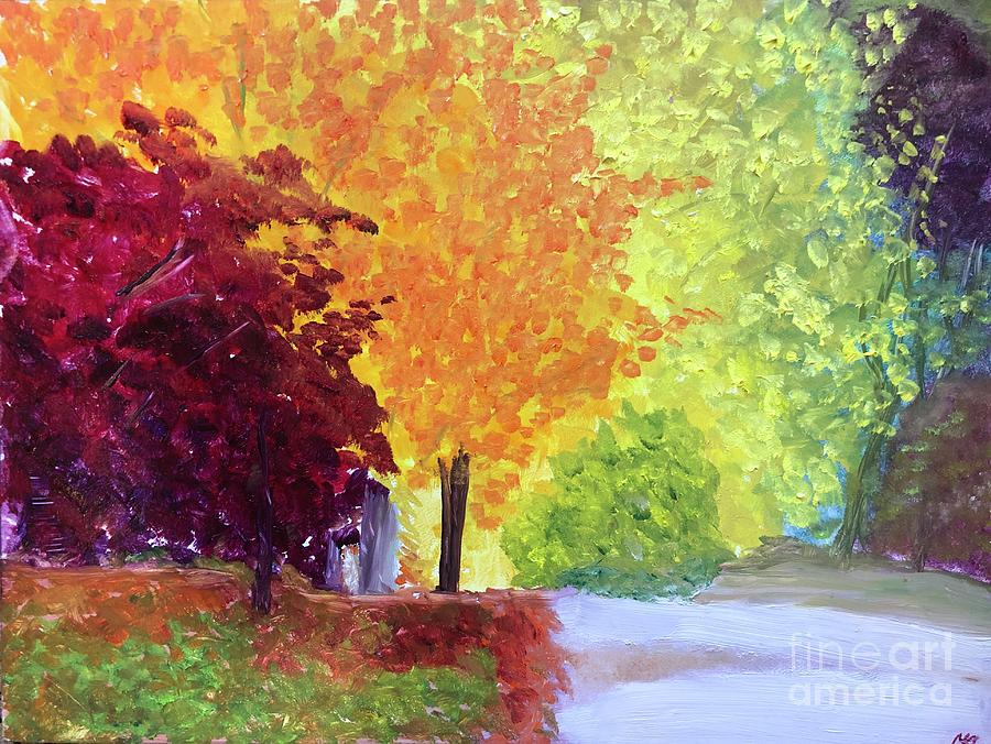 Trees of Winton by MKC