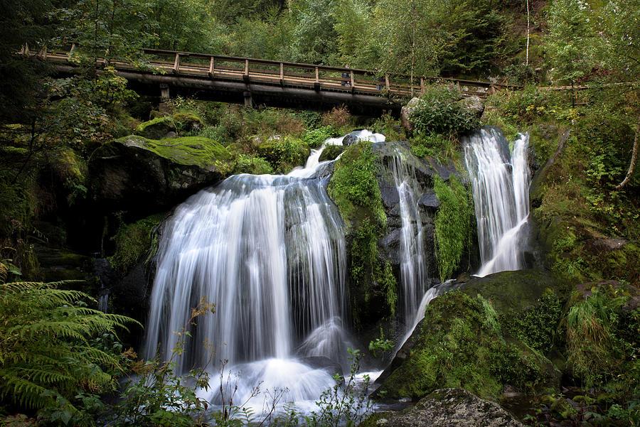 Triberg Waterfalls #3 by RicardMN Photography