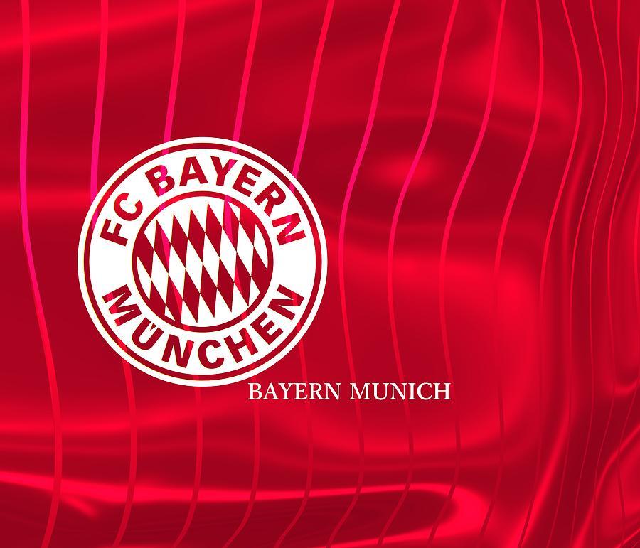 Tribute to Bayern Munich by Alberto RuiZ