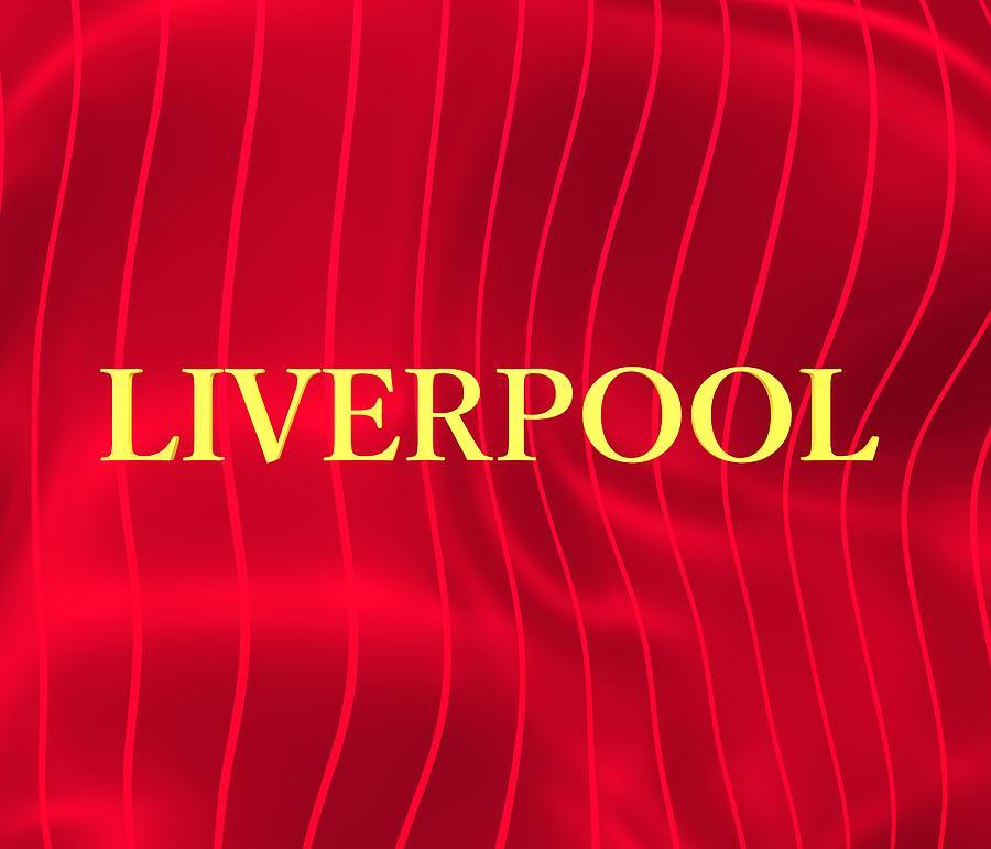 Tribute to Liverpool by Alberto RuiZ