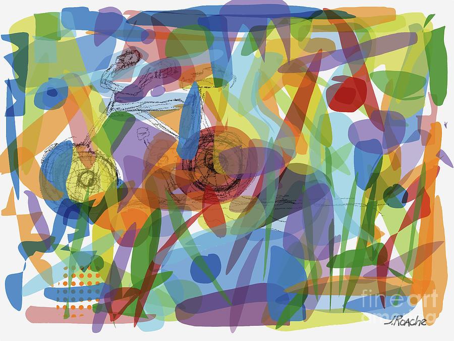 Tricycle-1 by Joe Roache
