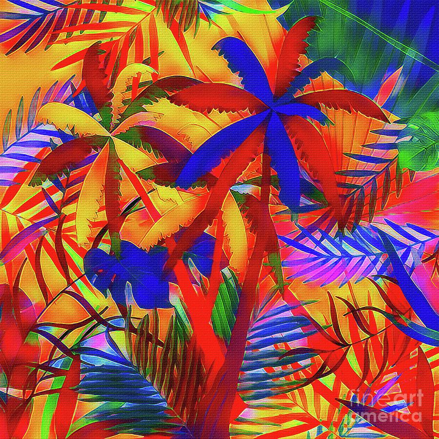 Tropicana Magica by Kaye Menner by Kaye Menner