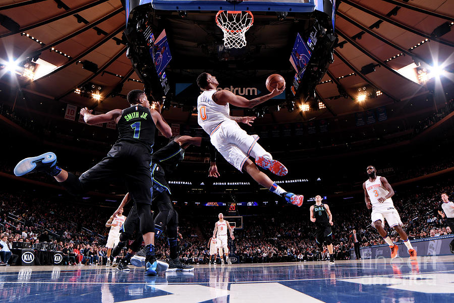 Troy Williams Photograph by Nba Photos