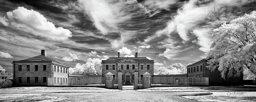 Tryon Palace #1576 Photograph