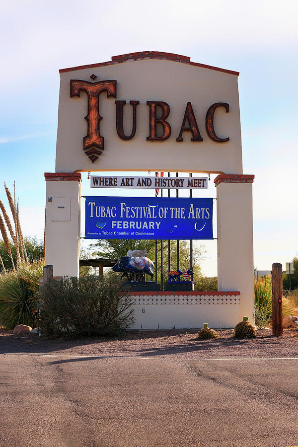 Tubac by Chris Smith