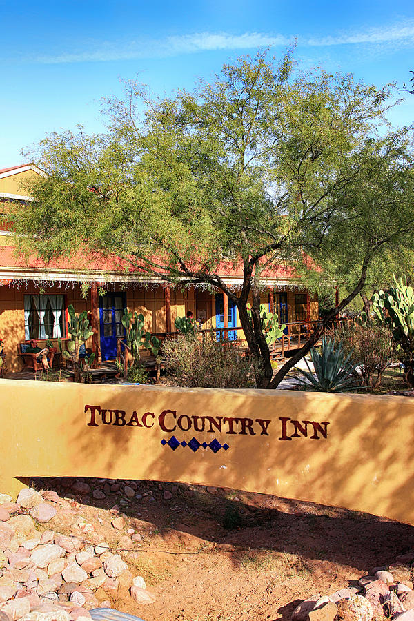 Tubac Country Inn by Chris Smith