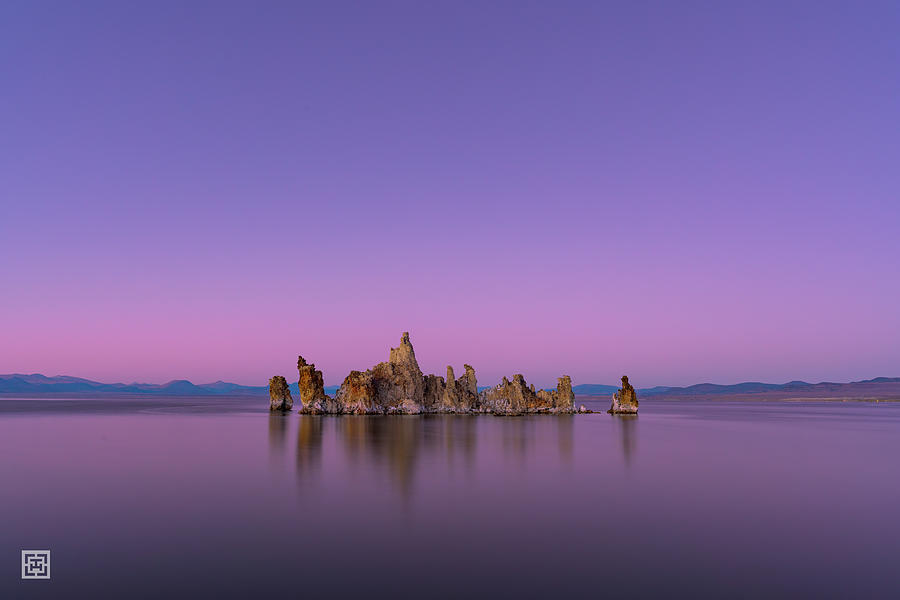 Mono Lake Photograph - Tufa Paradigm by Tim Hungerford