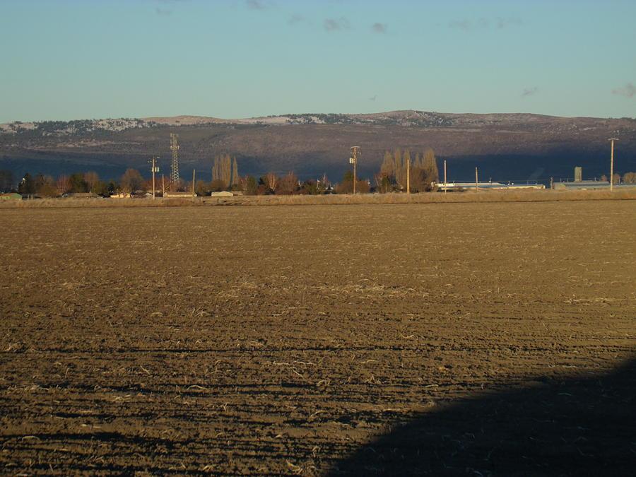 Tulelake In Late Winter 2 Photograph