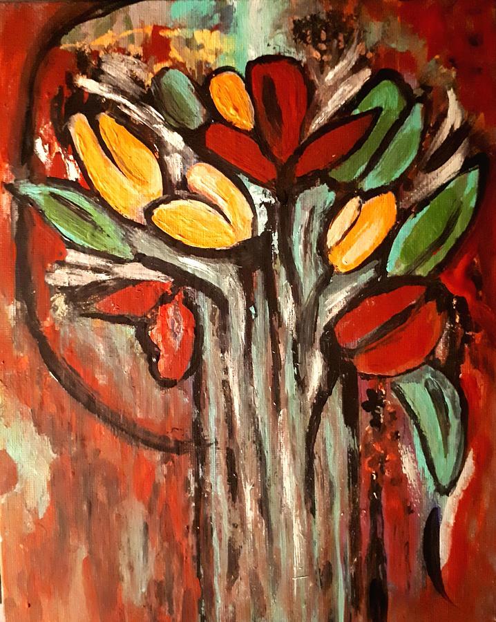 Tulip Time by Nikki Dalton