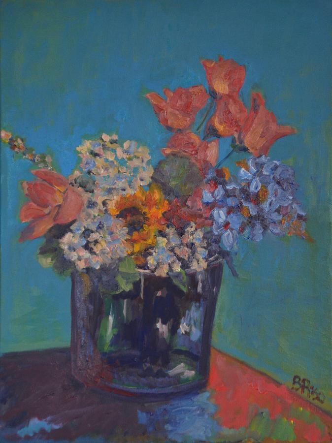 Tulips  by Beth Riso
