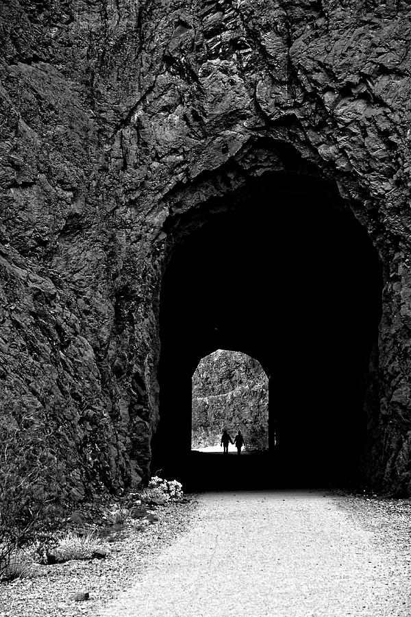 Tunnel of Love -- Historic Railroad Trail in Boulder City, Nevada by Darin Volpe