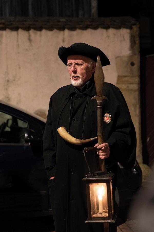 Turckheim night watchman by RicardMN Photography