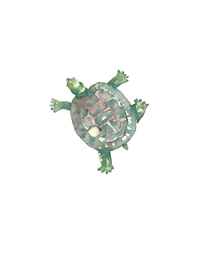 Turtle Mask Painting