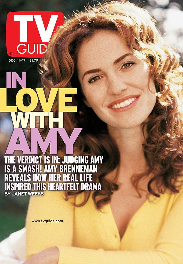 Television Photograph - TV Guide TVGC005 H5154 by TV Guide Everett Collection