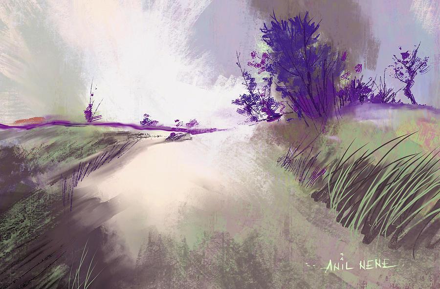 Twilight 5 Painting