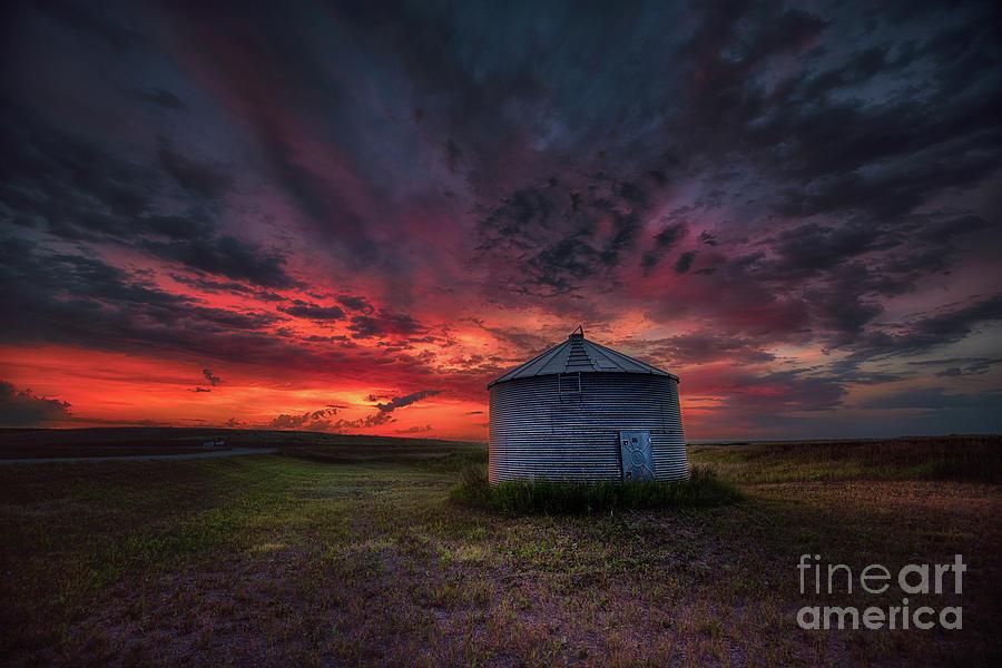 Canada Photograph - Twilight Steel by Ian McGregor