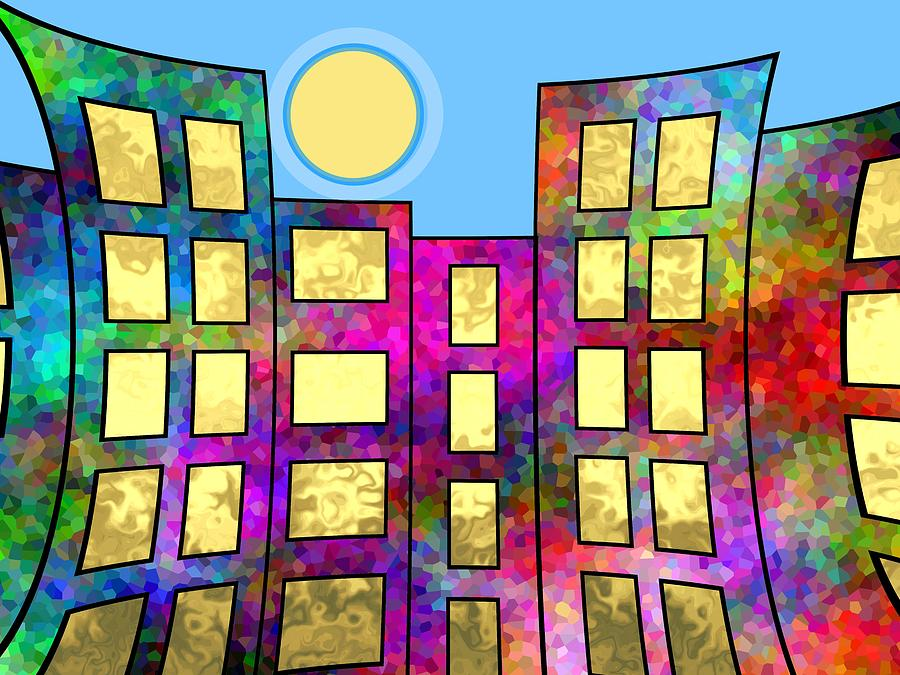 Twisted City by Kathleen Sartoris