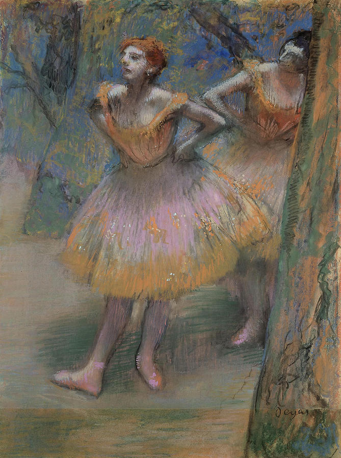 Works - Hilaire-Germain-Edgar Degas - Artists