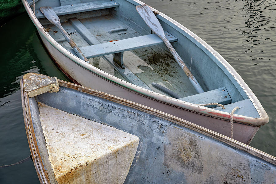 Two Dories by Rick Berk