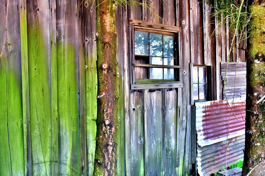 Two Windows Photograph