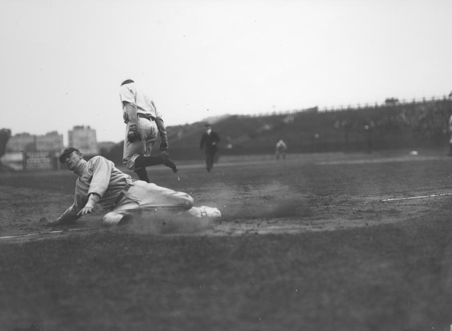 Ty Cobb Photograph by Fpg