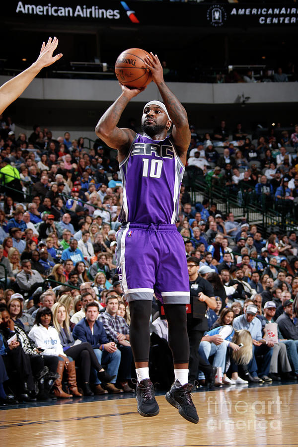 Ty Lawson Photograph by Danny Bollinger