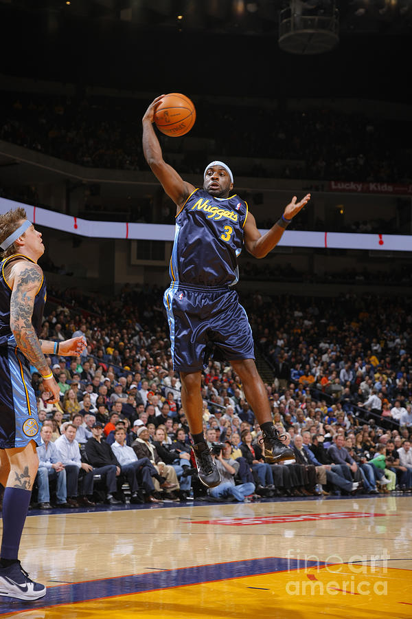 Ty Lawson Photograph by Rocky Widner