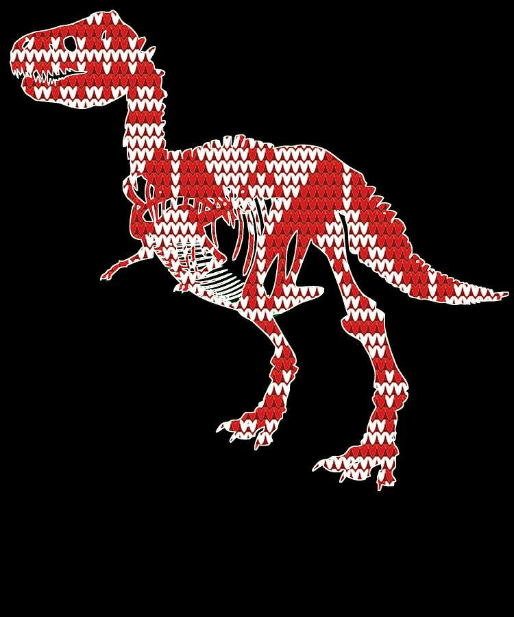 Tyrannosaurus Rex 245 by Kaylin Watchorn
