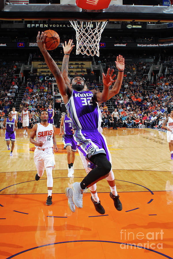 Tyreke Evans Photograph by Barry Gossage