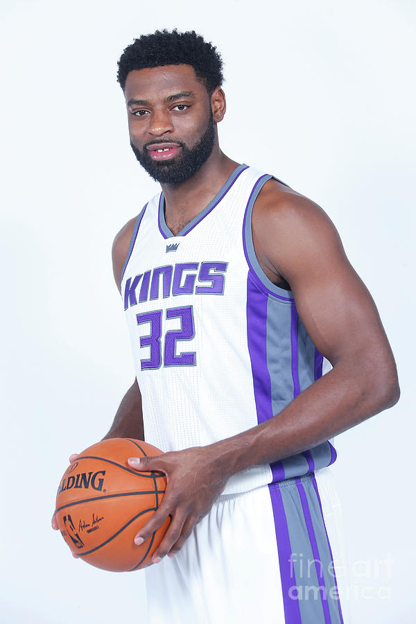 Tyreke Evans Photograph by Rocky Widner