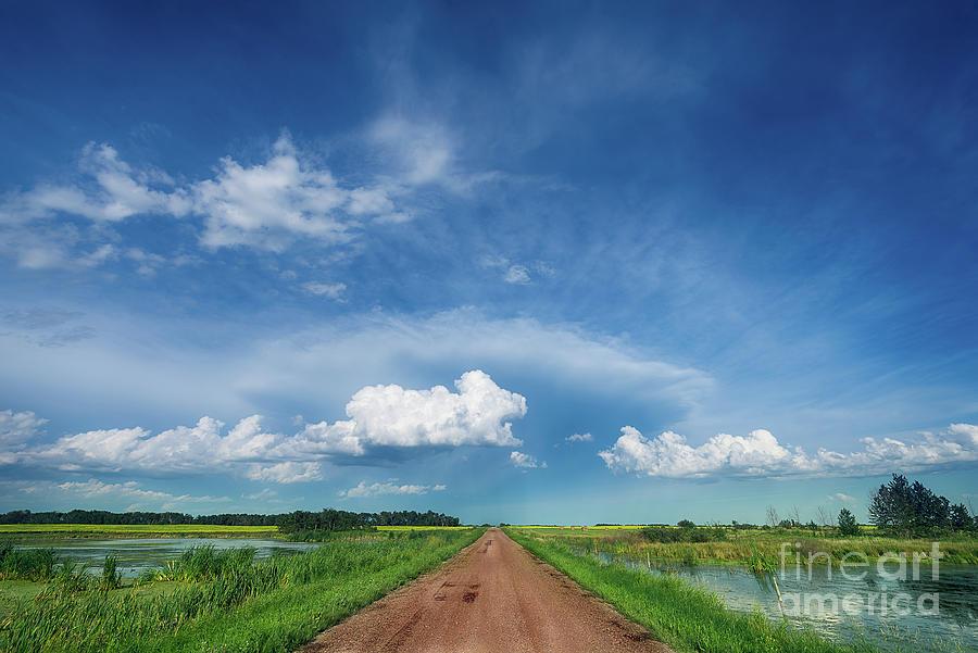 Canada Photograph - Ultimate Saskatchewan by Ian McGregor