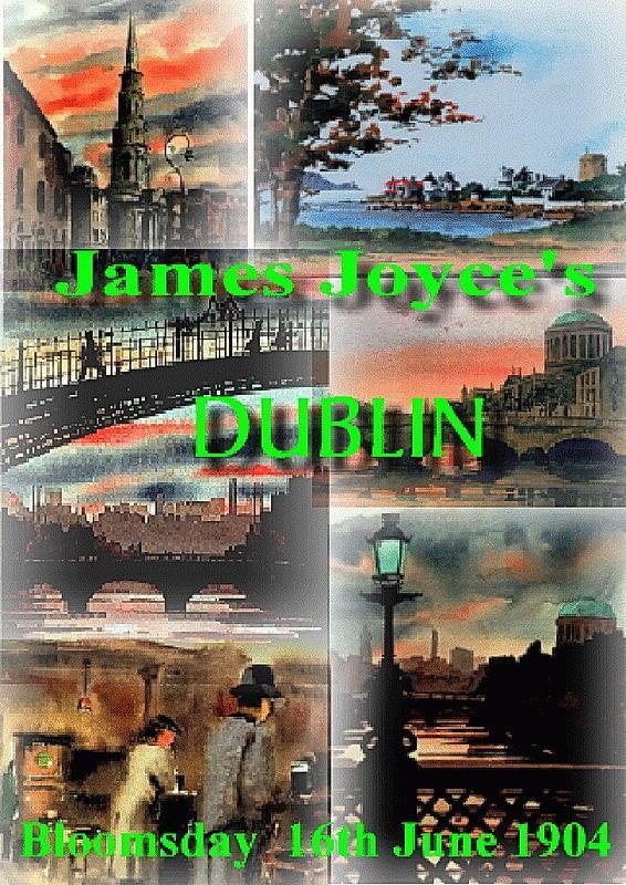 Ulysess by James Joyce by Val Byrne