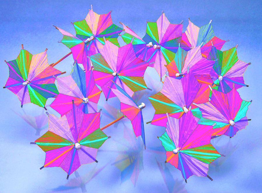 Umbrella Ballet Photograph