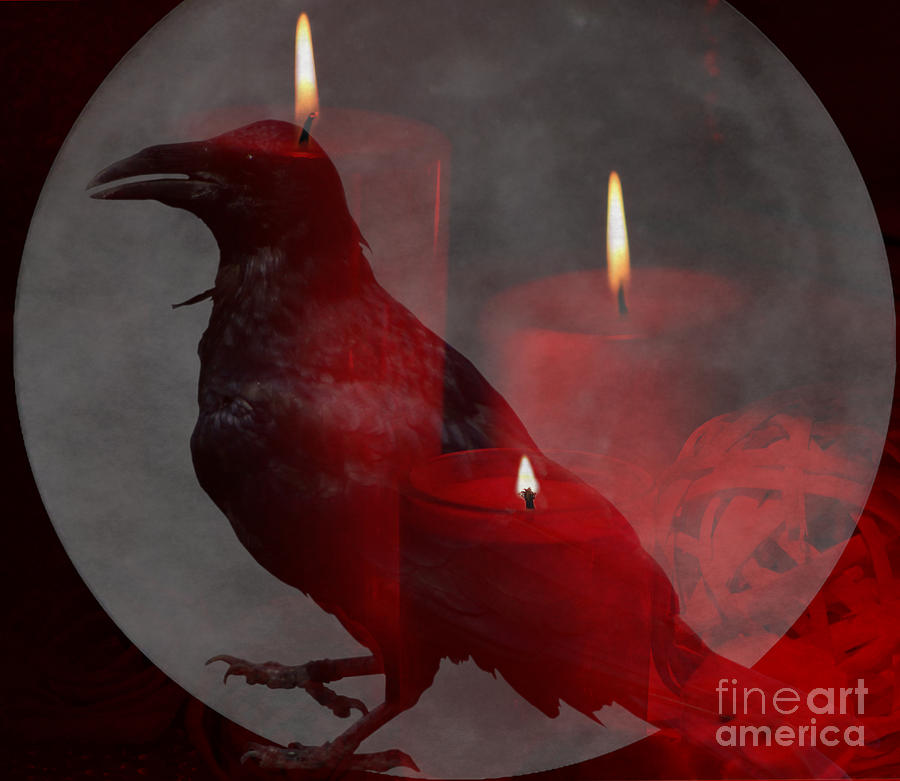 Under Your Spell in Red by Colleen Cornelius