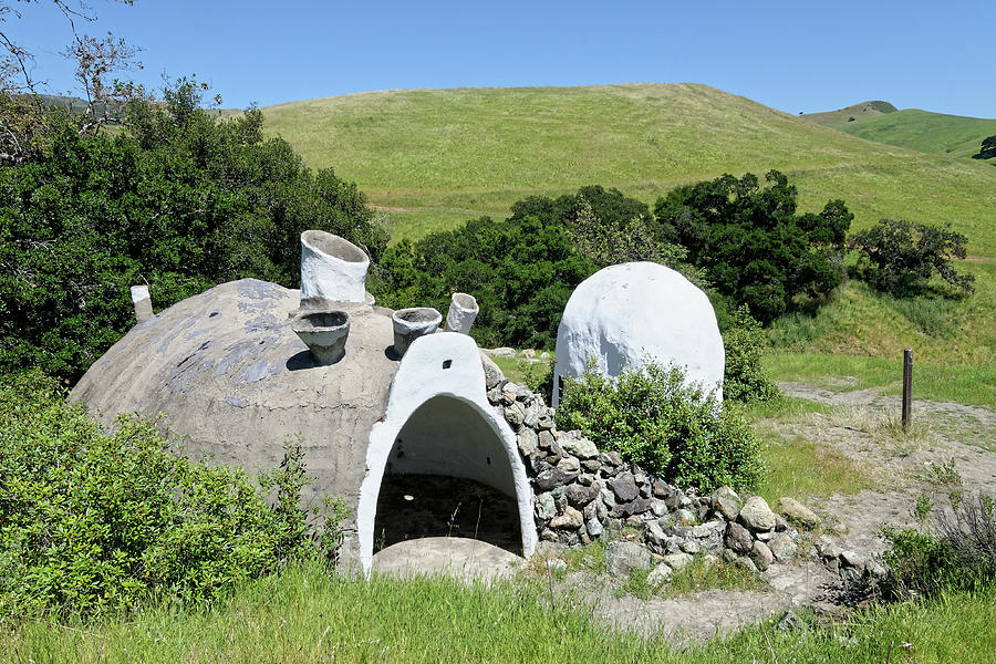 Underground House -- Poly Canyon Architectural Design Village in San Luis Obispo, California by Darin Volpe