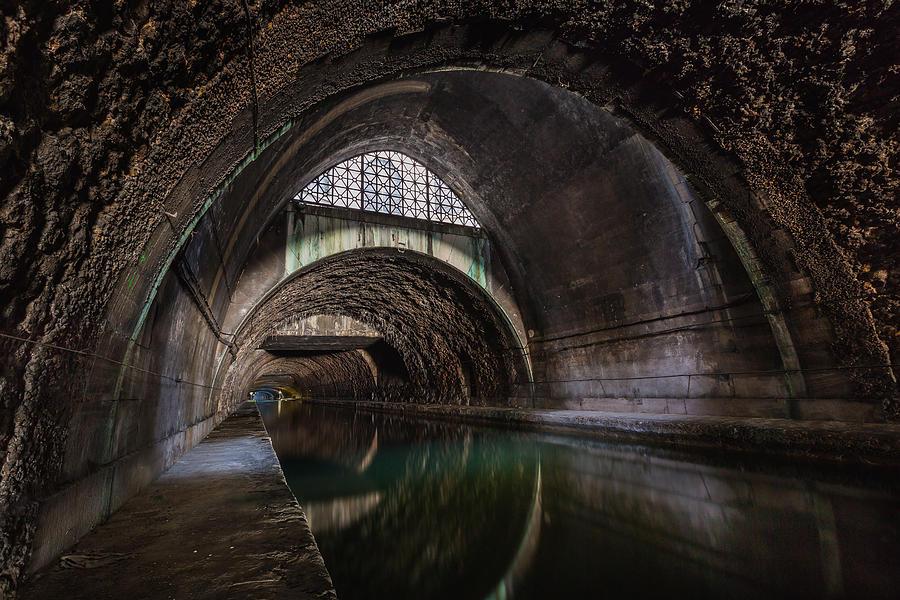 Underground Sewer Canal Photograph by Matthieu_Photoglovsky