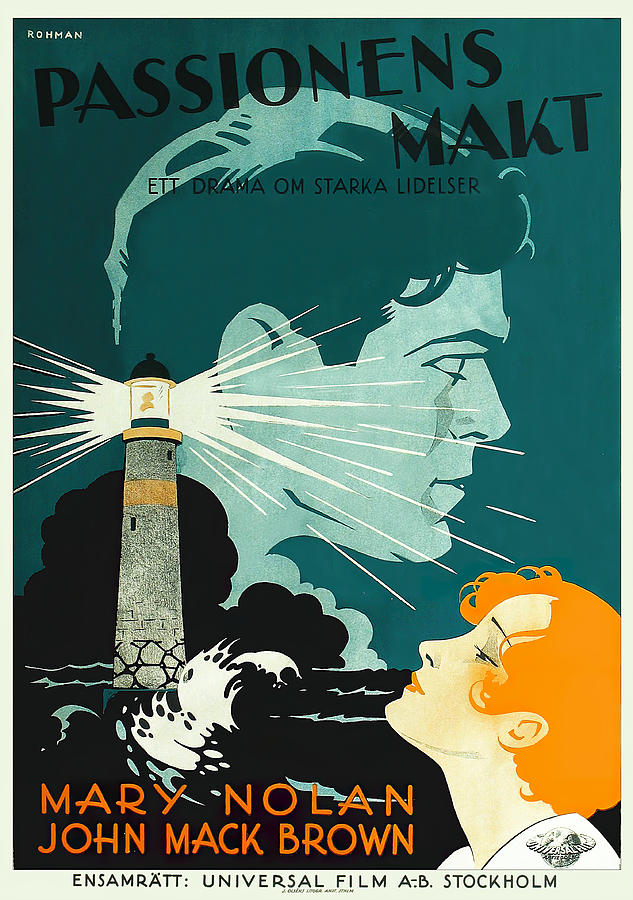 undertow, 1930 Mixed Media