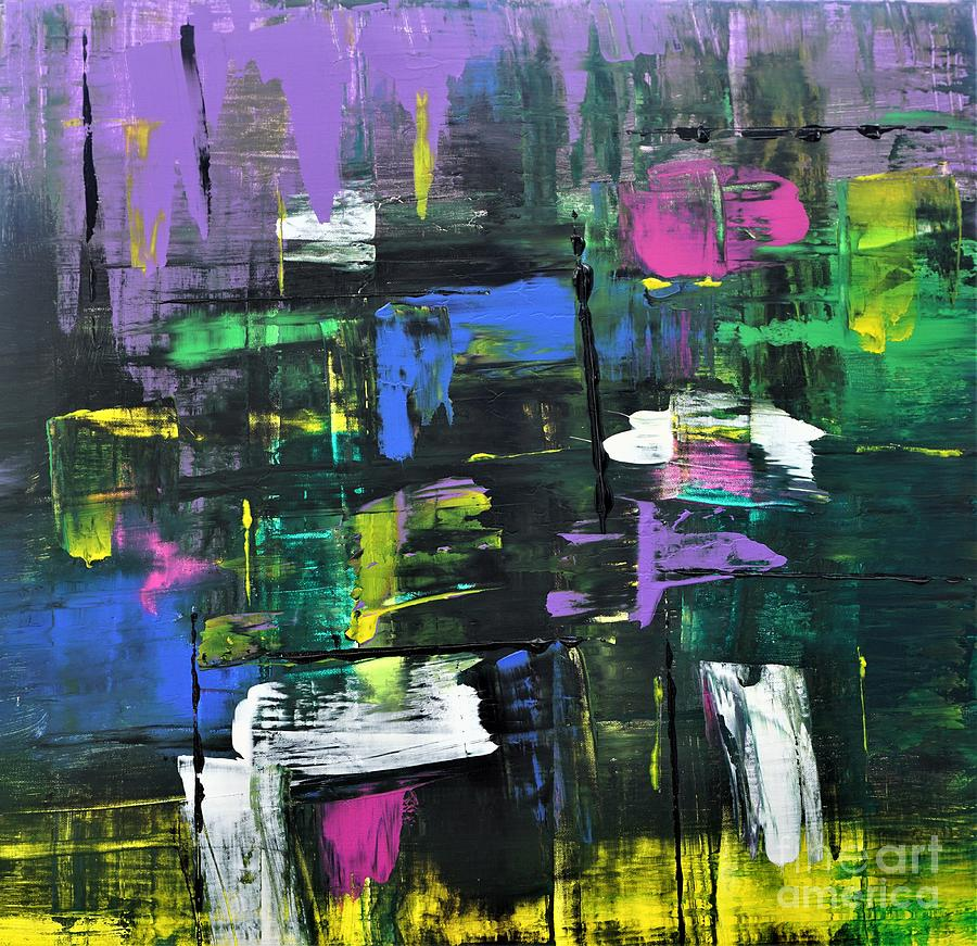 Uninterrupted Painting by Jimmy Clark