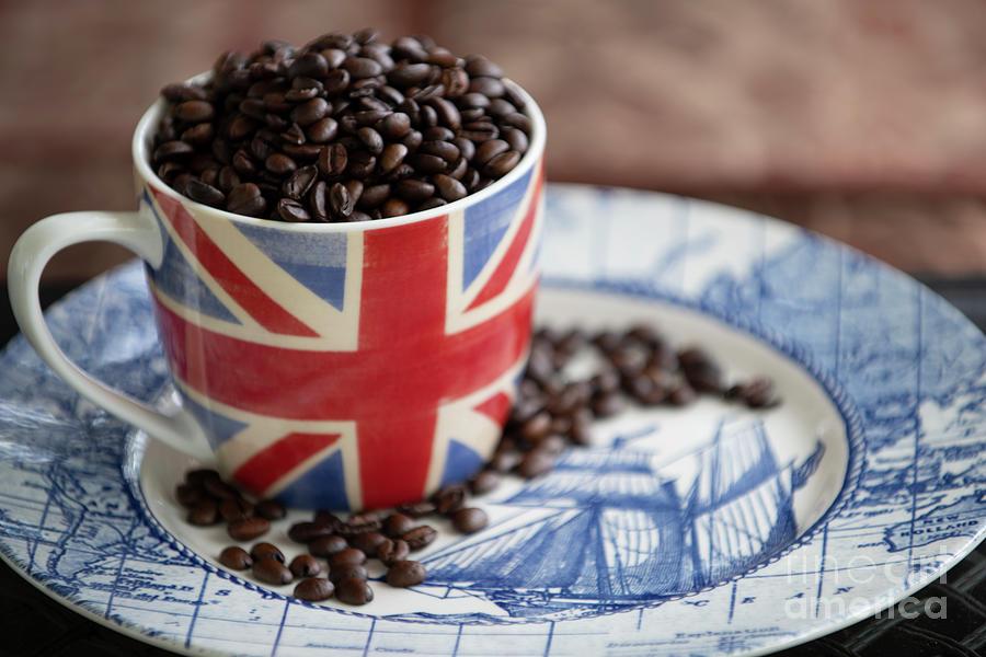 Union Jack Coffee Photograph