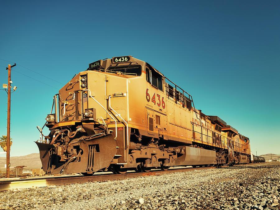Union Pacific 4 Photograph