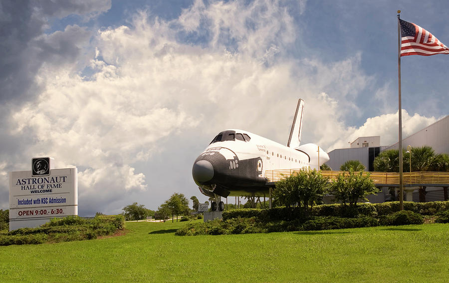 United States Astronaut Hall Of Fame Florida Photograph