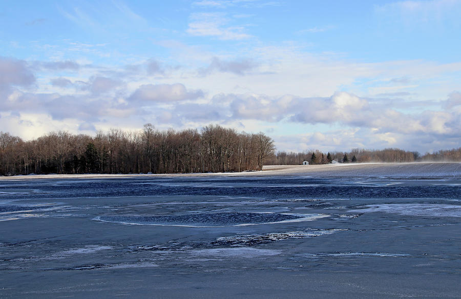 Unpredictable Canadian Winter by Debbie Oppermann
