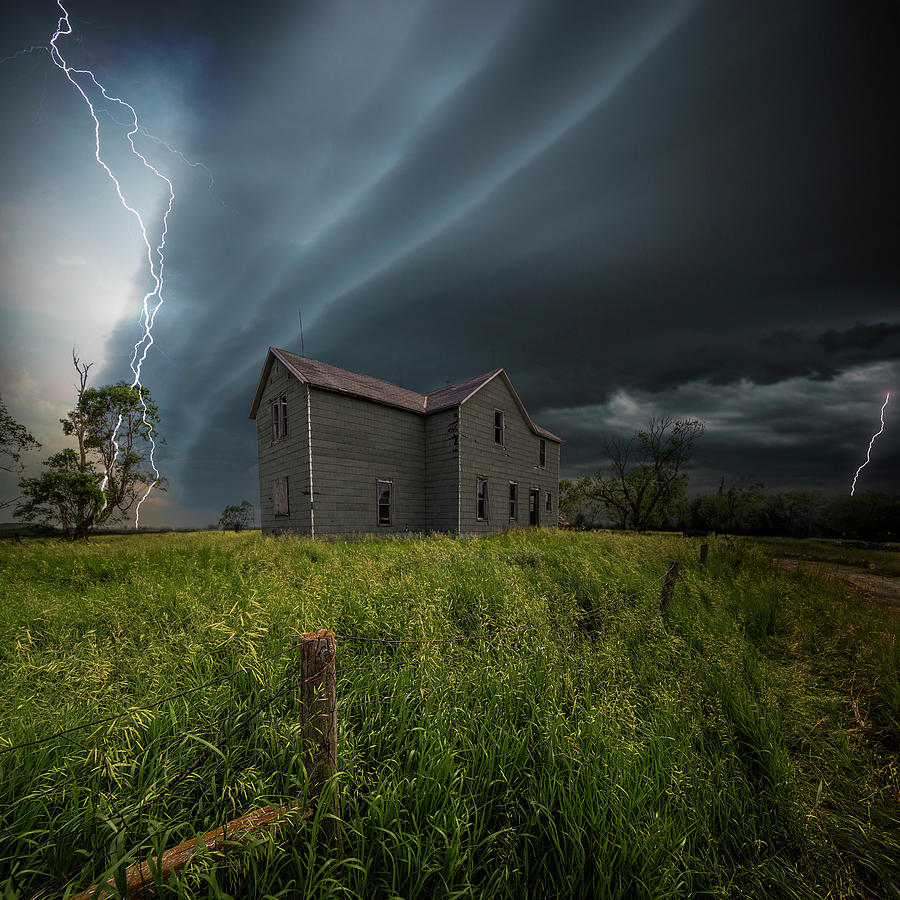 Hellraiser Photograph - Until The End Of Time  by Aaron J Groen