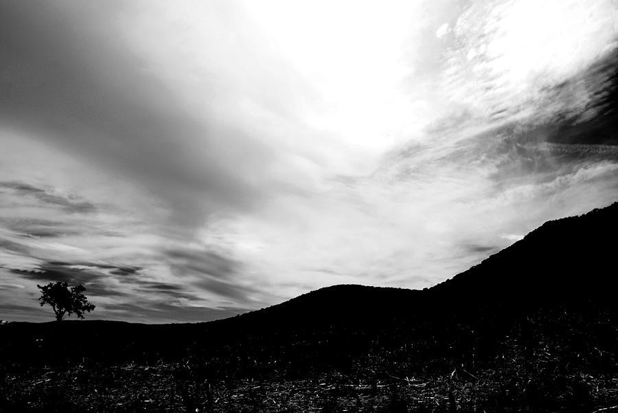 Landscape Photograph - Untitled by Oscar Vago